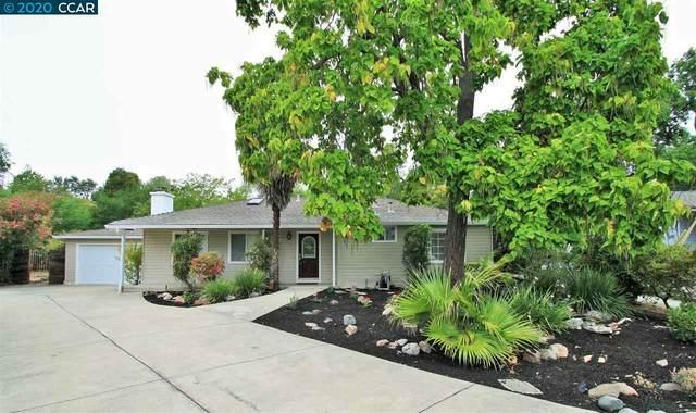 150 Stewart Cir, Pleasant Hill, CA 94523 (#40915555) :: Excel Fine Homes
