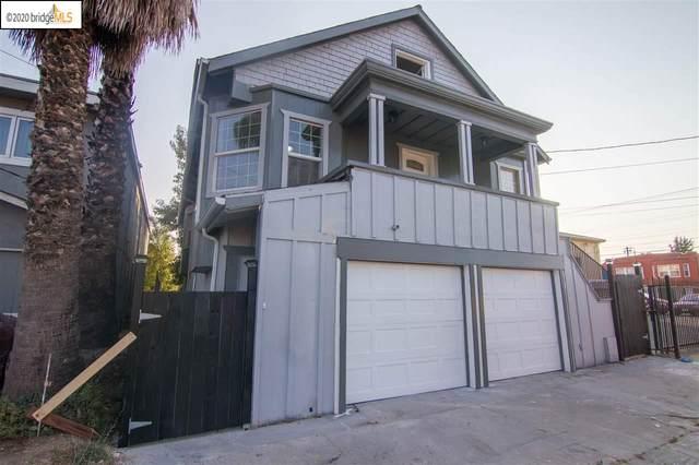 5501 Scoville St, Oakland, CA 94621 (#40915604) :: Blue Line Property Group