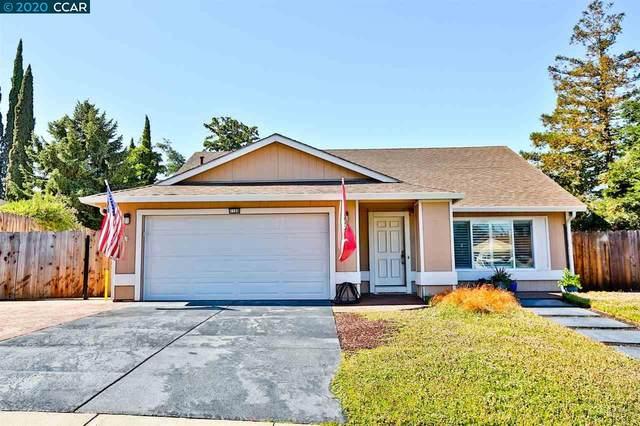 1108 Shaddick Dr, Antioch, CA 94509 (#40915624) :: Excel Fine Homes