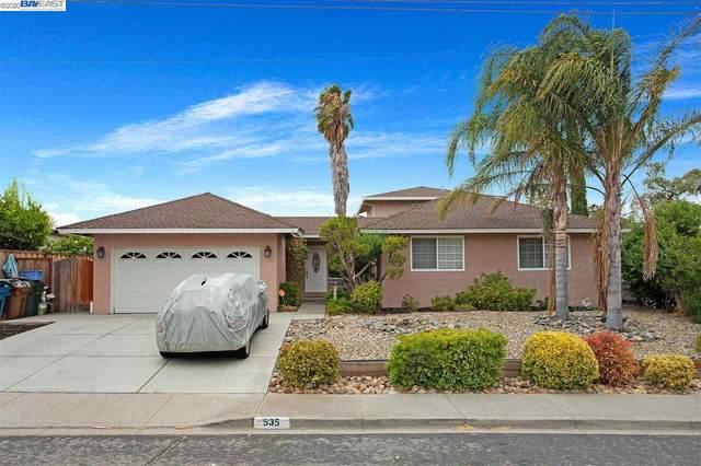 535 Odin Dr, Pleasant Hill, CA 94523 (#40915634) :: Excel Fine Homes