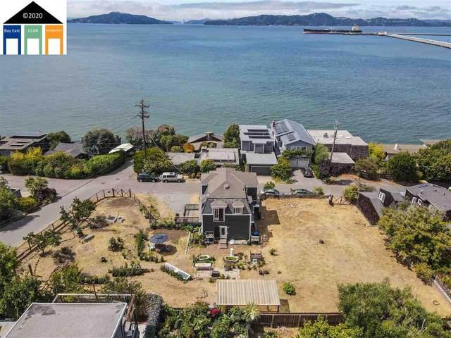 700 Ocean Avenue, Point Richmond, CA 94801 (#40915674) :: Armario Venema Homes Real Estate Team