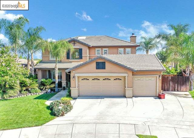 472 Stanwick St, Brentwood, CA 94513 (#40915682) :: Excel Fine Homes