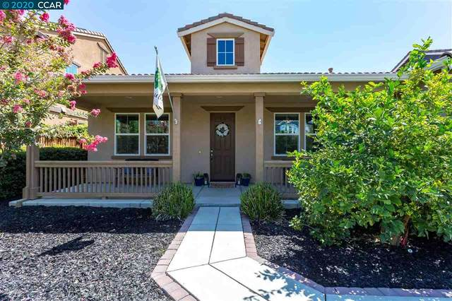 484 Milford St, Brentwood, CA 94513 (#40915724) :: Excel Fine Homes
