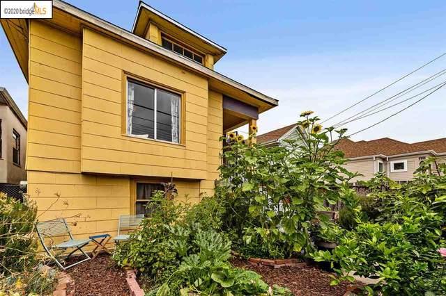820 21St St, Oakland, CA 94607 (#40915725) :: Armario Venema Homes Real Estate Team