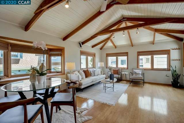 2587 Piedmont Ave #3, Berkeley, CA 94704 (#40915756) :: Armario Venema Homes Real Estate Team