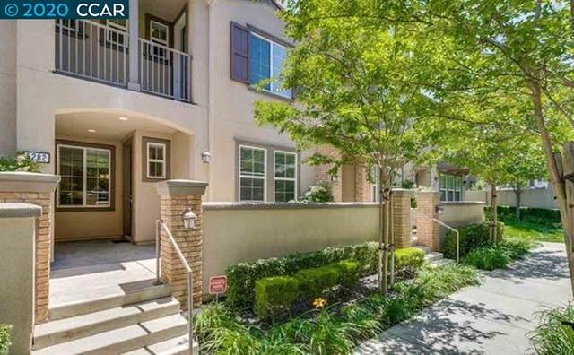 5282 Fioli Loop, San Ramon, CA 94582 (#40915770) :: Blue Line Property Group