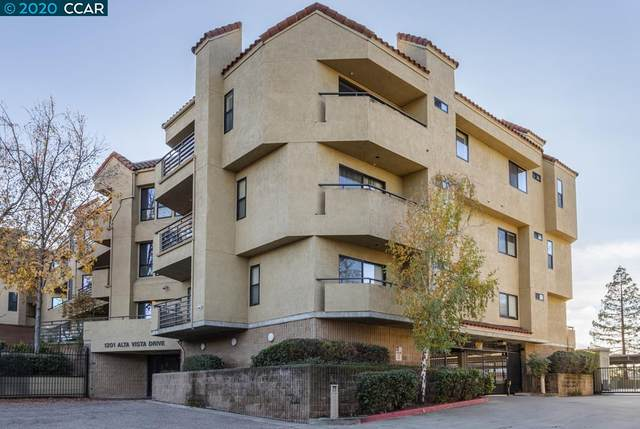 1201 Alta Vista Drive #108, Walnut Creek, CA 94596 (#40915771) :: Realty World Property Network