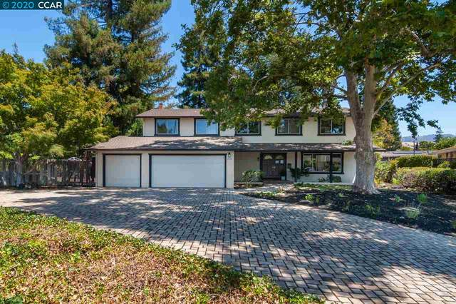 876 Mohican Ct, Walnut Creek, CA 94598 (#40915782) :: Excel Fine Homes