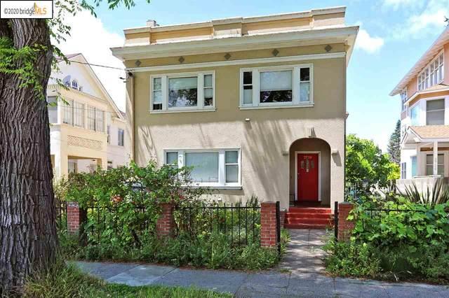 2732 College Ave #1, Berkeley, CA 94705 (#40915786) :: Armario Venema Homes Real Estate Team