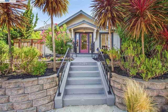 6218 Monadnock Way, Oakland, CA 94605 (#40915805) :: Armario Venema Homes Real Estate Team