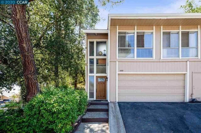 488 Ridgeview Ct, Pleasant Hill, CA 94523 (#40915820) :: Excel Fine Homes