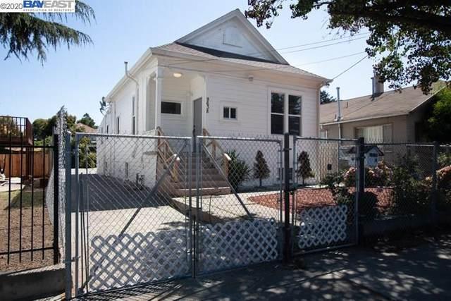 9638 D St, Oakland, CA 94603 (#40915828) :: Armario Venema Homes Real Estate Team