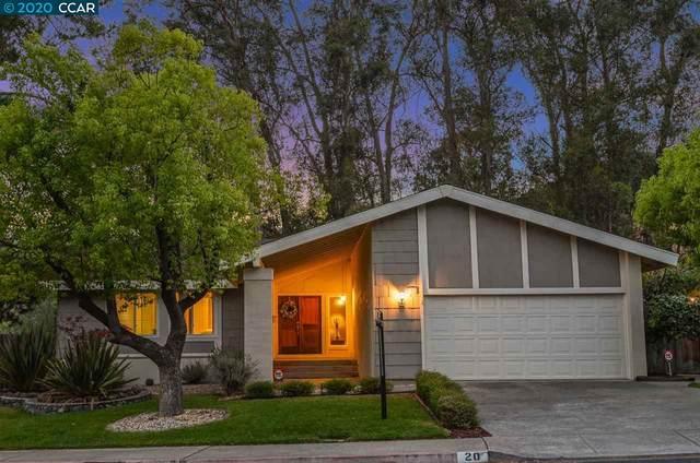 20 Elderwood Dr, Pleasant Hill, CA 94523 (#40915835) :: Excel Fine Homes
