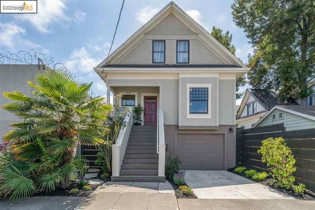 1185 30th St, Oakland, CA 94608 (#40915842) :: Armario Venema Homes Real Estate Team