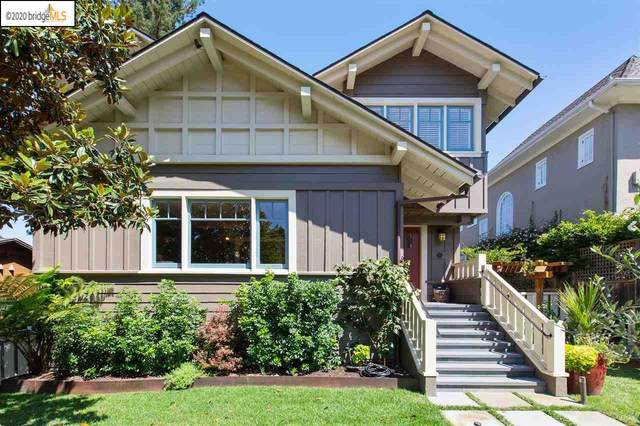 123 Parkside Dr, Berkeley, CA 94705 (#40915854) :: Armario Venema Homes Real Estate Team