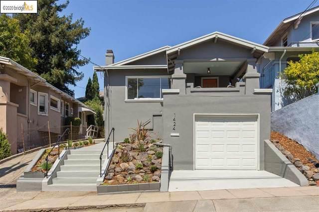 1424 Wellington St, Oakland, CA 94602 (#40915855) :: Armario Venema Homes Real Estate Team