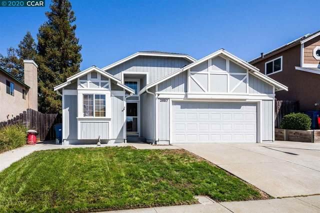 2657 Trafalgar Cir, Concord, CA 94520 (#40915898) :: Excel Fine Homes