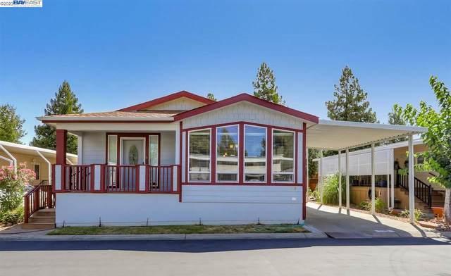 3231 Vineyard Ave. #119, Pleasanton, CA 94566 (#40915937) :: Armario Venema Homes Real Estate Team