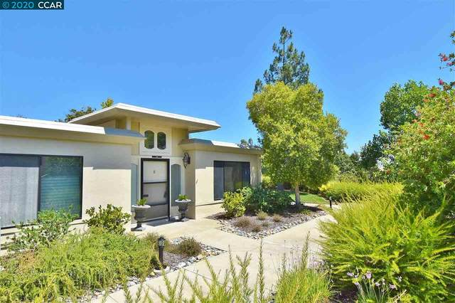 2017 Pine Knoll Dr #8, Walnut Creek, CA 94595 (#40915954) :: Armario Venema Homes Real Estate Team