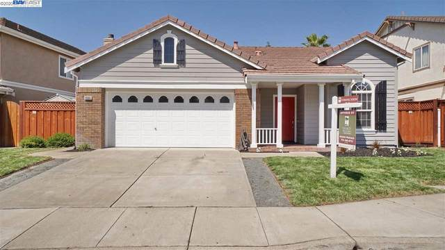 4666 Myrtle Dr, Dublin, CA 94568 (#40916073) :: Armario Venema Homes Real Estate Team