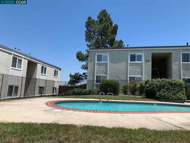 1971 Ascot Dr D, Moraga, CA 94556 (#40916076) :: Excel Fine Homes