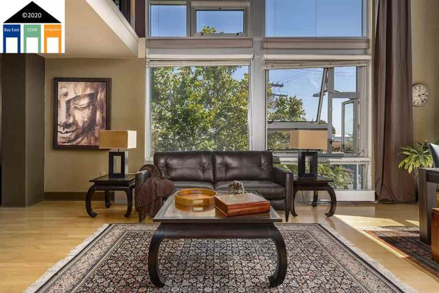311 Oak St #322, Oakland, CA 94607 (#40916094) :: Blue Line Property Group
