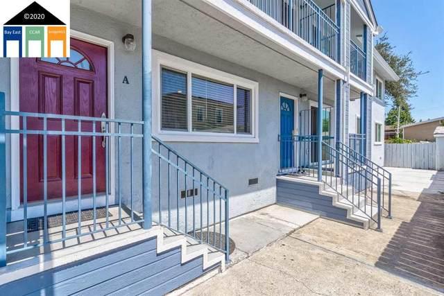 642 Dean St A, Hayward, CA 94541 (#40916096) :: Blue Line Property Group