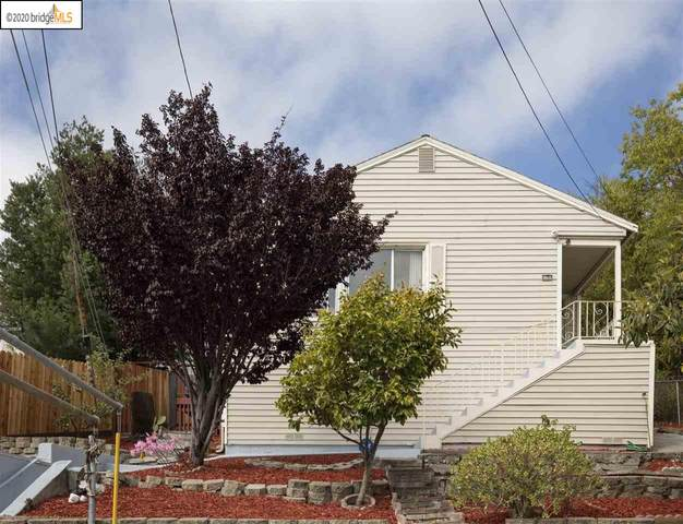 6914 Outlook Ave, Oakland, CA 94605 (#40916097) :: Blue Line Property Group