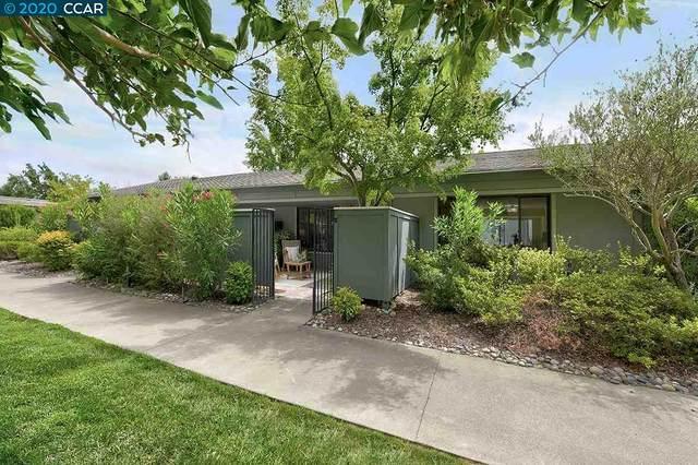 2432 Pine Knoll Dr #2, Walnut Creek, CA 94595 (#40916203) :: Armario Venema Homes Real Estate Team