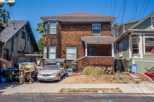 1811 Delaware St, Berkeley, CA 94703 (#40916221) :: Armario Venema Homes Real Estate Team