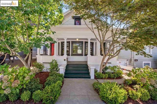 75 Rio Vista Ave, Oakland, CA 94611 (#40916235) :: Armario Venema Homes Real Estate Team