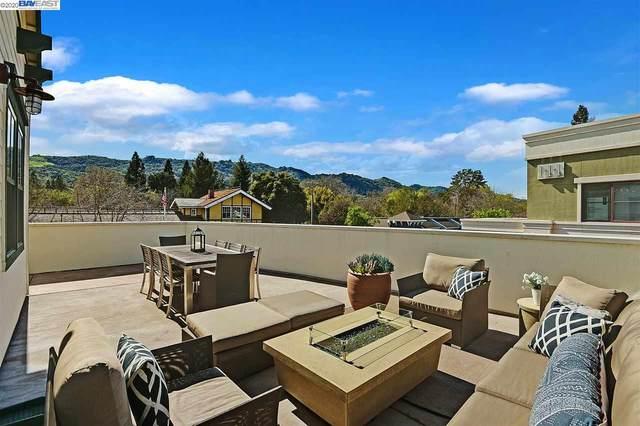 200 Railroad Ave #208, Danville, CA 94526 (#40916243) :: Armario Venema Homes Real Estate Team