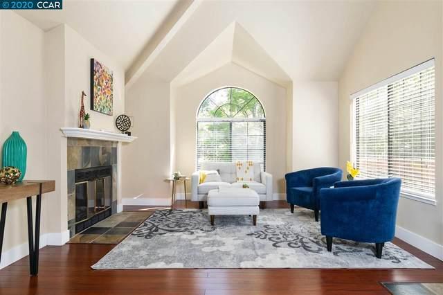 201 Copper Ridge Rd, San Ramon, CA 94582 (#40916263) :: Armario Venema Homes Real Estate Team