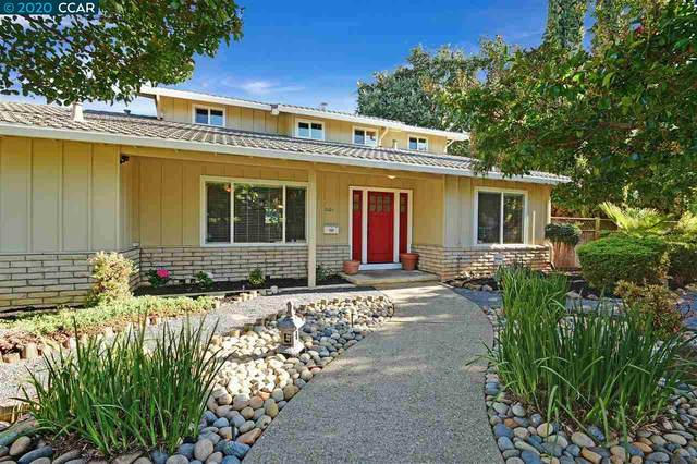 3101 Deerpark Dr, Walnut Creek, CA 94598 (#40916290) :: Realty World Property Network