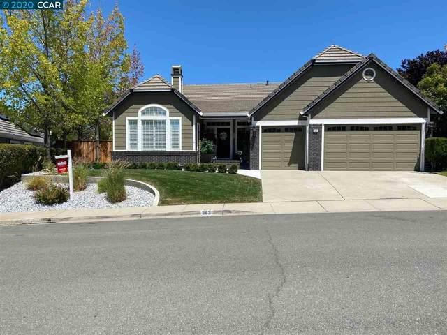 383 Blue Oak Ln, Clayton, CA 94517 (#40916321) :: J. Rockcliff Realtors