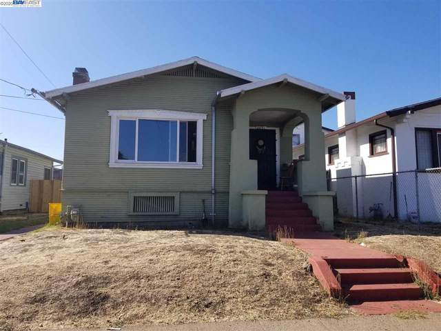 2491 65Th Ave, Oakland, CA 94605 (#40916337) :: Blue Line Property Group