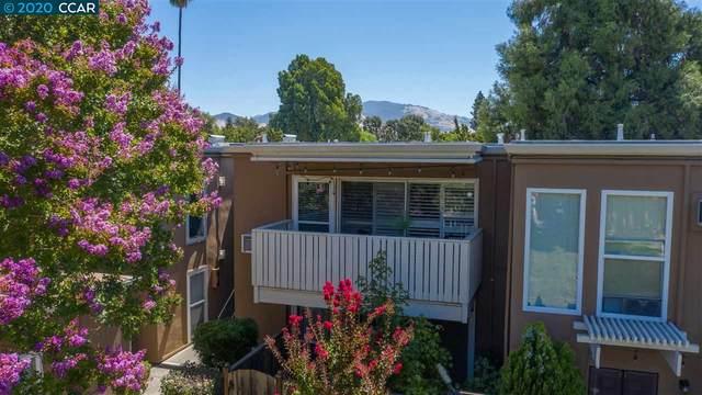 1919 Ygnacio Valley Rd #36, Walnut Creek, CA 94598 (#40916348) :: Realty World Property Network