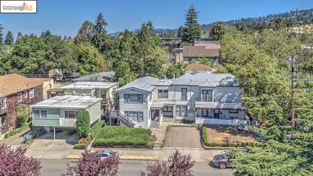 2021 Vine St, Berkeley, CA 94709 (#40916370) :: The Grubb Company