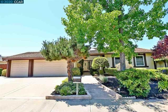 185 Brandywine Way, Walnut Creek, CA 94598 (#40916409) :: J. Rockcliff Realtors