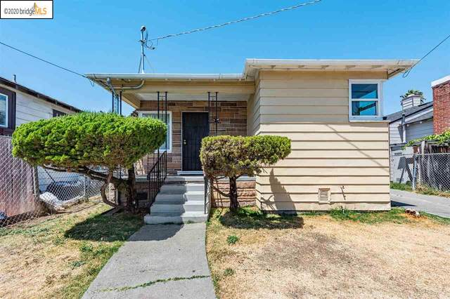 2507 74th, Oakland, CA 94605 (#40916437) :: Blue Line Property Group
