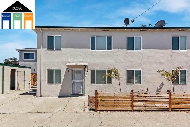 2101 California, San Pablo, CA 94806 (#40916471) :: Blue Line Property Group