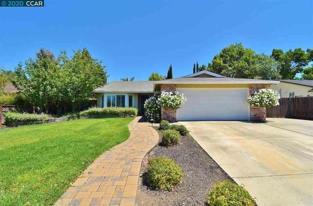 606 Shelley St, Livermore, CA 94550 (#40916522) :: J. Rockcliff Realtors