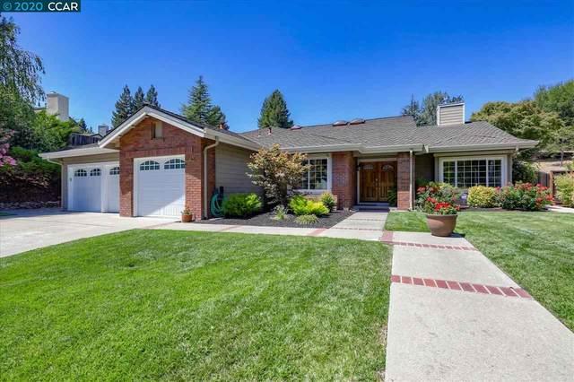 40 Woodranch Cir, Danville, CA 94506 (#40916530) :: J. Rockcliff Realtors