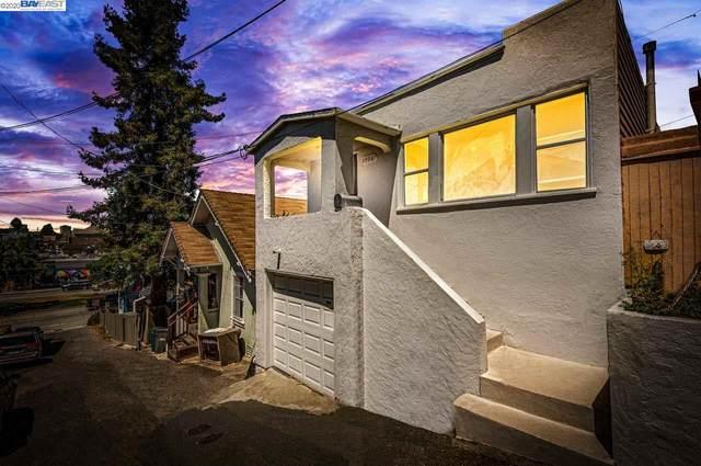 1520 Commerce Way, Oakland, CA 94606 (#40916607) :: J. Rockcliff Realtors