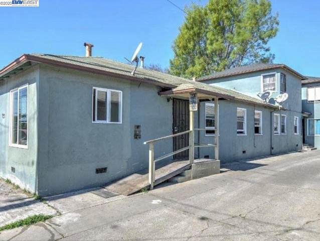 1369 102nd Ave, Oakland, CA 94603 (#40916617) :: Paradigm Investments
