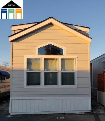 1468 Grand Ave #18, San Leandro, CA 94577 (#40916622) :: The Grubb Company
