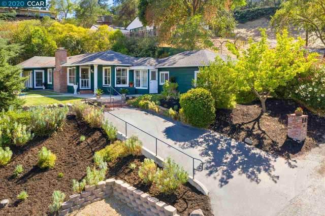 1881 Castle Hill Road, Walnut Creek, CA 94595 (#40916625) :: J. Rockcliff Realtors