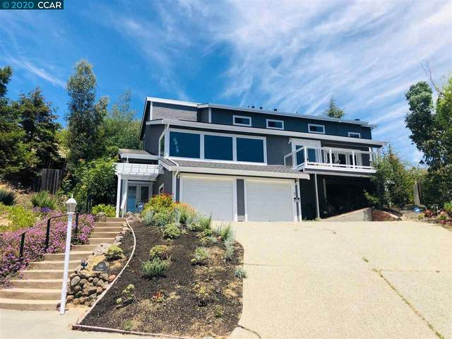 166 Hillcroft Way, Walnut Creek, CA 94597 (#40916630) :: Realty World Property Network