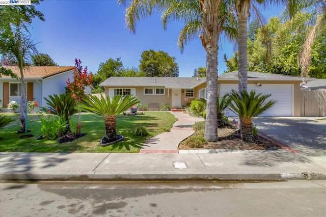 2420 Tanager Drive, Pleasanton, CA 94566 (#40916636) :: Armario Venema Homes Real Estate Team