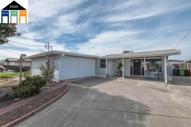 2705 Bal Harbor Ln, Hayward, CA 94545 (#40916666) :: The Grubb Company